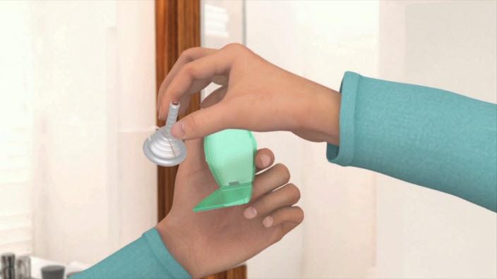 Cómo usar el colector urinarioConveen® Optima